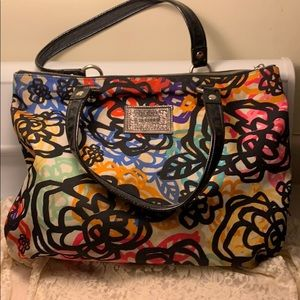 ⚠️ Alert Coach Poppy Purse with issues